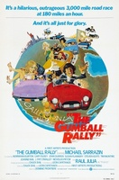 The Gumball Rally movie poster (1976) picture MOV_7a8918d5
