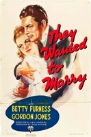 They Wanted to Marry movie poster (1937) picture MOV_7a8934f6