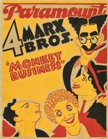 Monkey Business movie poster (1931) picture MOV_ad48599a