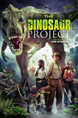 The Dinosaur Project movie poster (2012) poster MOV_7a8a65d1