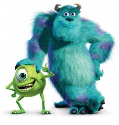 Monsters Inc movie poster (2001) poster MOV_7a8b5712