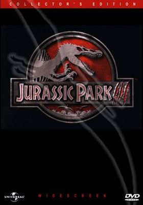 Jurassic Park III movie poster (2001) poster MOV_7a91b4eb