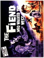 The Fiend Who Walked the West movie poster (1958) picture MOV_7a929773