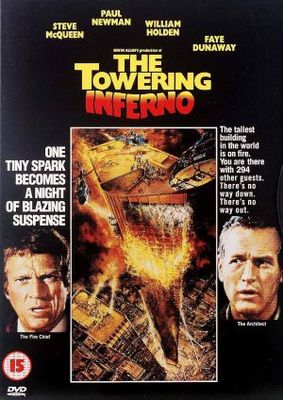 The Towering Inferno movie poster (1974) poster MOV_7a932607