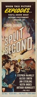 Split Second movie poster (1953) picture MOV_7a932a73