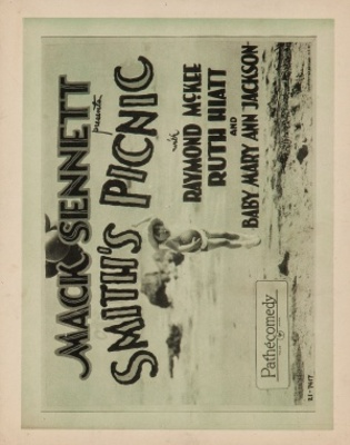 Smith's Picnic movie poster (1926) poster MOV_7a96b232
