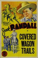 Covered Wagon Trails movie poster (1940) picture MOV_7a99d666