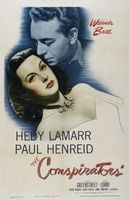 The Conspirators movie poster (1944) picture MOV_7aa195f8