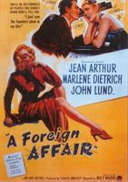 A Foreign Affair movie poster (1948) picture MOV_7aa5ad80