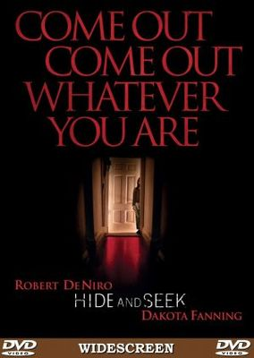 Hide And Seek movie poster (2005) poster MOV_7aa8618a