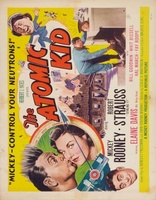 The Atomic Kid movie poster (1954) picture MOV_7aadc7a9