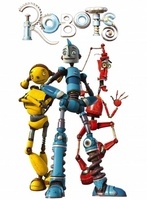 Robots movie poster (2005) picture MOV_7ab0e58d