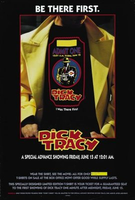 Dick Tracy movie poster (1990) poster MOV_7ab3012e