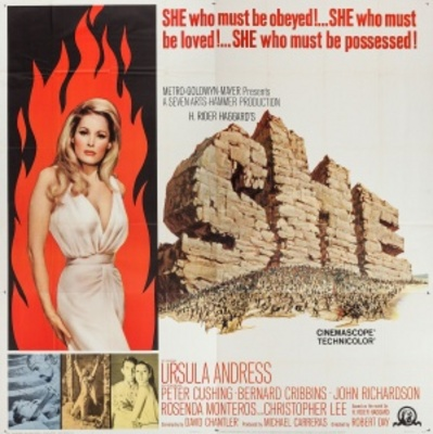 She movie poster (1965) poster MOV_7ab8cd9b