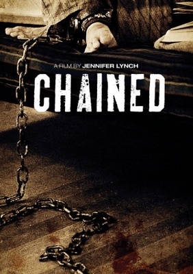 Chained movie poster (2012) poster MOV_7ab98051