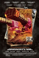 Jodorowsky's Dune movie poster (2013) picture MOV_7ab9f0f7