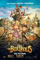 The Boxtrolls movie poster (2014) picture MOV_7abebe97
