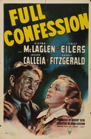 Full Confession movie poster (1939) picture MOV_7ac5a706
