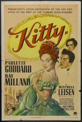 Kitty movie poster (1945) poster MOV_7ac69203