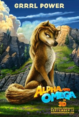 Alpha and Omega movie poster (2010) poster MOV_7ad8a1dc