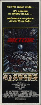 Meteor movie poster (1979) poster MOV_7add315e