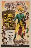 The Dude Goes West movie poster (1948) picture MOV_7adfb795