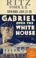 Gabriel Over the White House movie poster (1933) picture MOV_7ae551d1