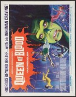 Queen of Blood movie poster (1966) picture MOV_7ae66ed4
