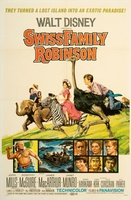 Swiss Family Robinson movie poster (1960) picture MOV_7ae97968