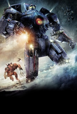 Pacific Rim movie poster (2013) poster MOV_7aef1b51