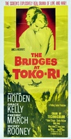 The Bridges at Toko-Ri movie poster (1955) picture MOV_7af02297
