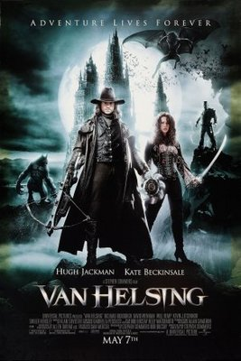 Van Helsing movie poster (2004) poster MOV_7af324d1