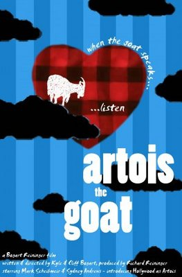 Artois the Goat movie poster (2009) poster MOV_7af7718a