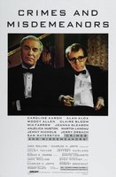 Crimes and Misdemeanors movie poster (1989) picture MOV_7af96326