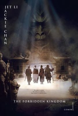 The Forbidden Kingdom movie poster (2008) poster MOV_7afac478
