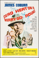 Dead Heat on a Merry-Go-Round movie poster (1966) picture MOV_7al0or9e
