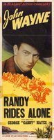 Randy Rides Alone movie poster (1934) picture MOV_7b085bf4