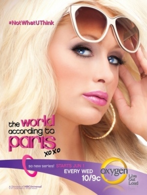 The World According to Paris movie poster (2011) poster MOV_7b0a9f24
