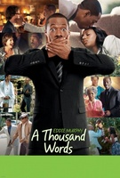 A Thousand Words movie poster (2012) picture MOV_7b0ba7c7