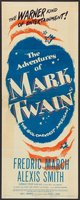 The Adventures of Mark Twain movie poster (1944) picture MOV_7b0f7349