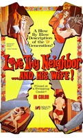 Love Thy Neighbor and His Wife movie poster (1972) picture MOV_7b125de7