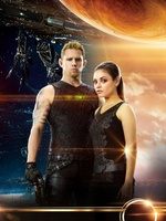 Jupiter Ascending movie poster (2014) picture MOV_7b260c4a