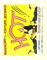 Some Like It Hot movie poster (1959) picture MOV_7b265e94