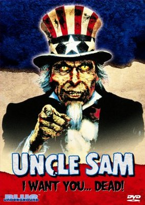Uncle Sam movie poster (1997) poster MOV_7b27ebc0