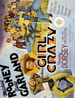 Girl Crazy movie poster (1943) picture MOV_7b3123a6