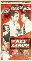 Key Largo movie poster (1948) picture MOV_7b352790