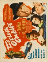 Two O'Clock Courage movie poster (1945) picture MOV_7b36ff0d
