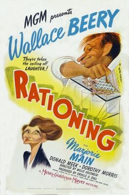 Rationing movie poster (1944) poster MOV_7b392260