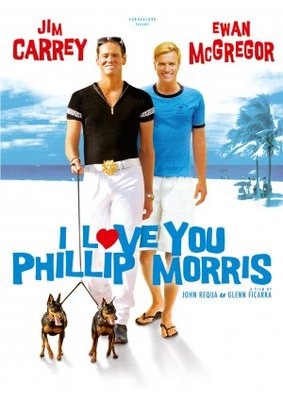 I Love You Phillip Morris movie poster (2009) poster MOV_7b3edec8