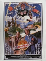 The Adventures of Bob & Doug McKenzie: Strange Brew movie poster (1983) picture MOV_7b402dc9